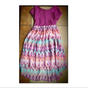 Emily West summer dress